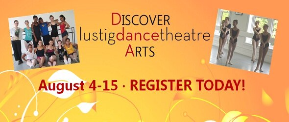 Discover Dance Arts Summer Intensive